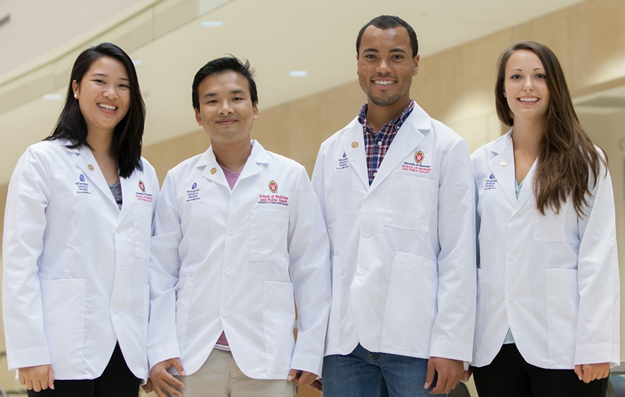 White Coat Campaign 2015 Recipients