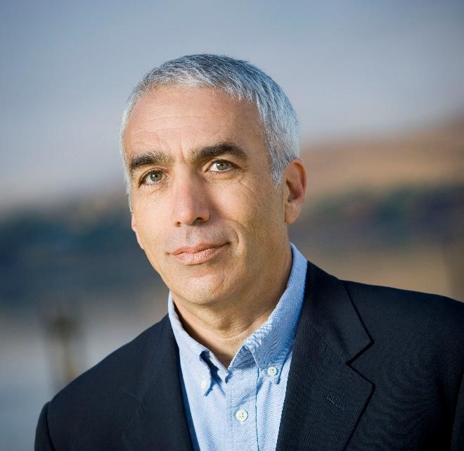 #1 New York Times best-selling author David Sheff